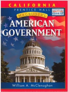 American Government Cover