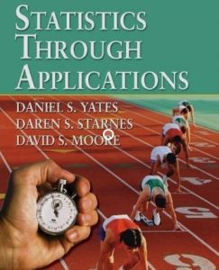 Statiscs Thorugh Applications